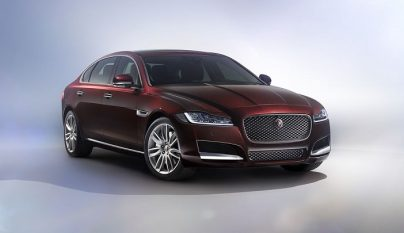 Jaguar XFL 1