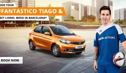 Leo Messi Tata Tiago