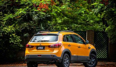 Mitsubishi ASX Outdoor 10
