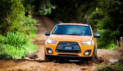 Mitsubishi ASX Outdoor 11