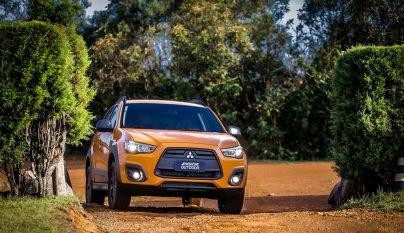 Mitsubishi ASX Outdoor 6