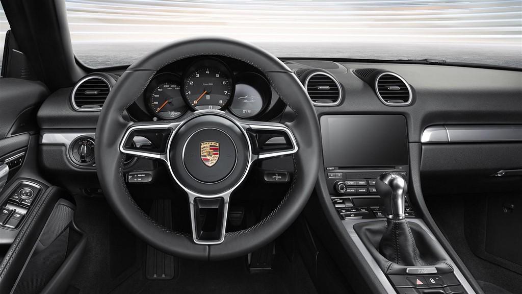 Porsche 718 Cayman 51