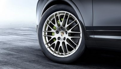 Porsche Cayenne Platinium Edition  2017 3