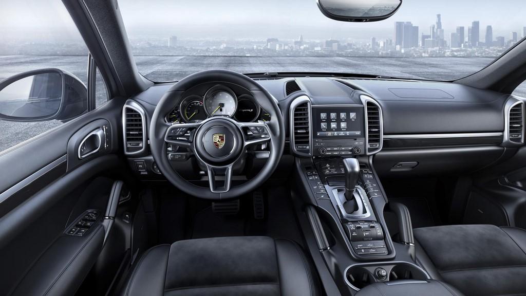 Porsche Cayenne Platinium Edition 2017 5