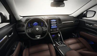 Renault Koleos 10