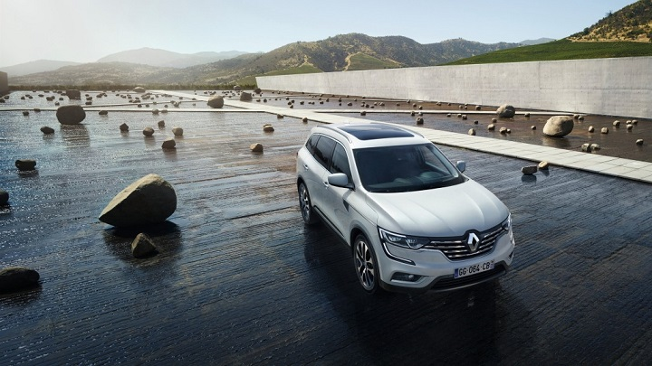 Renault Koleos 8