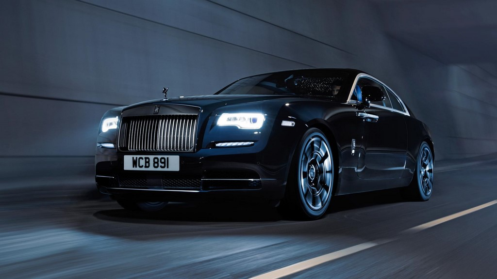 Rolls-Royce Black Badge 9