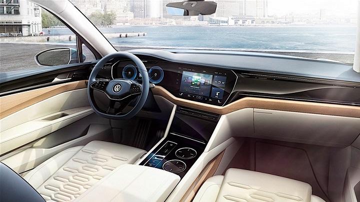 Volkswagen T-Prime Concept GTE 57