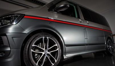 Volkswagen T6 por ABT 7
