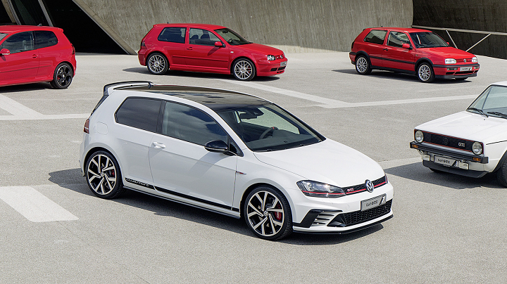 Volkswgen Golf GTI Clubsport S