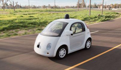 coche autonomo de Google