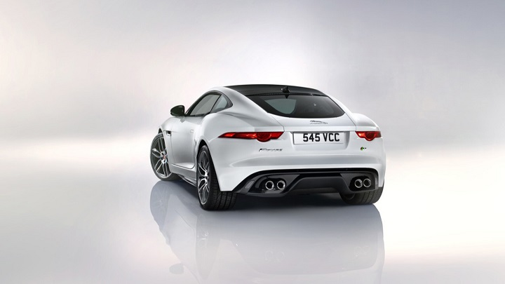 jaguar f type r coupe 2016