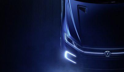 teaser Volkswagen Touareg hibrido 3