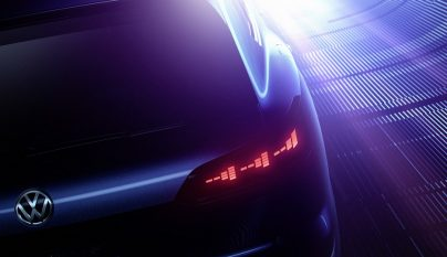 teaser Volkswagen Touareg hibrido 4