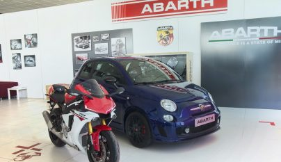 Abarth 595 Yamaha Factory Racing 99 Limited Edition 2