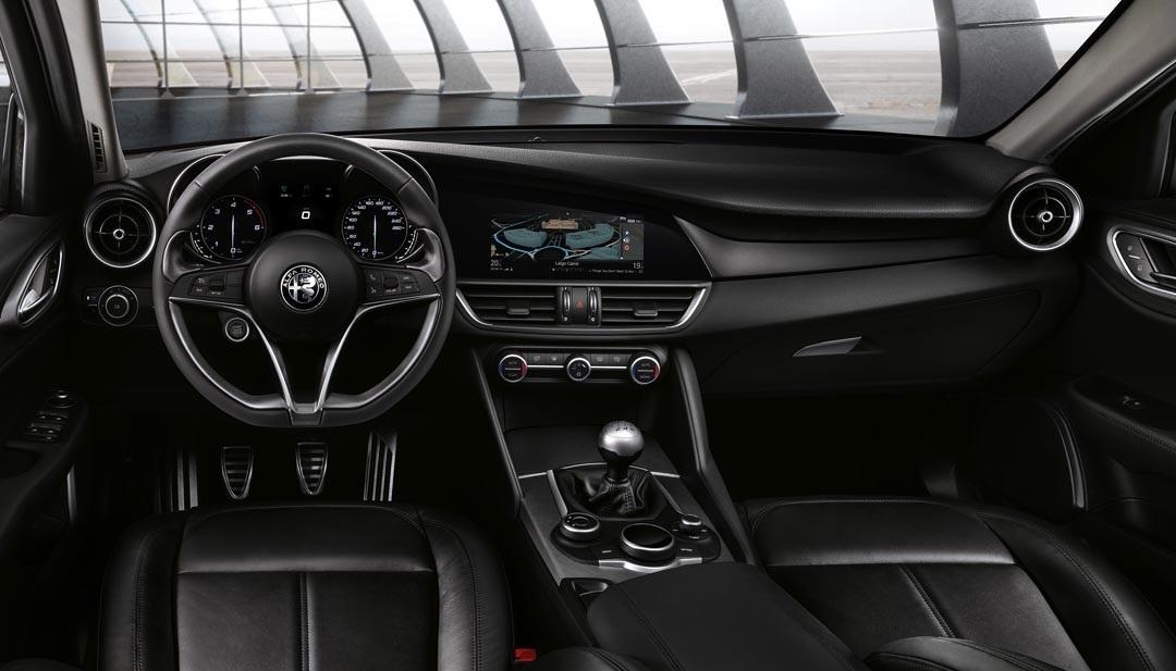 Alfa Romeo Giulia 7