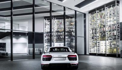 """Audi R8 Coupé V10 plus: """"selection 24h"""""""
