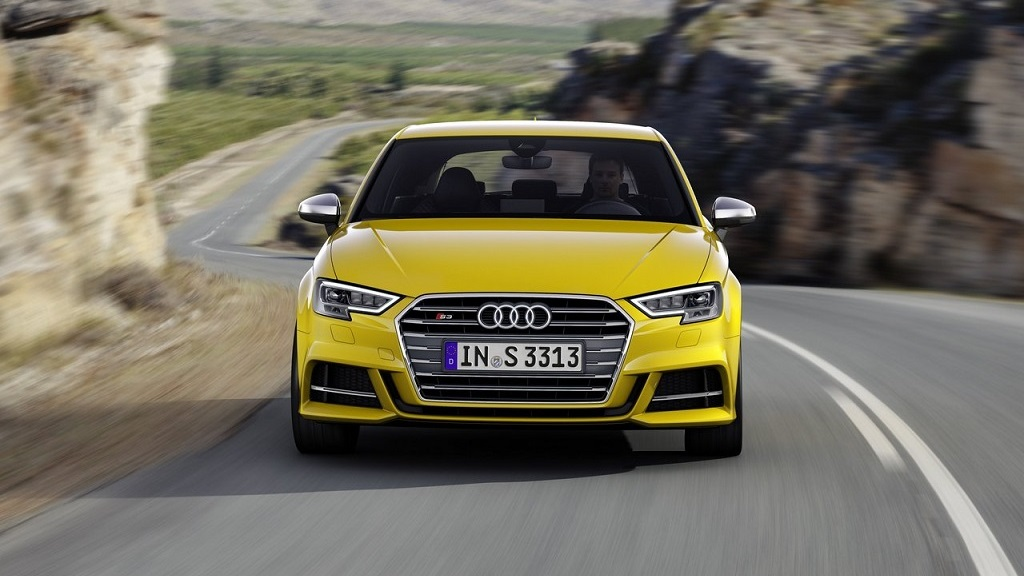Audi S3 2016 1