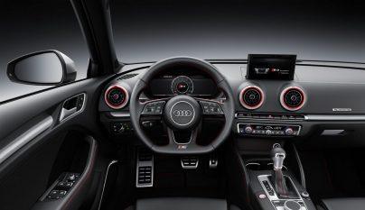 Audi S3 2016 Cockpit
