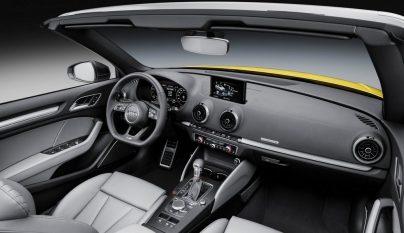 Audi S3 2016 interior 6