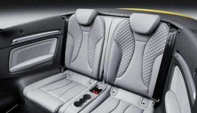 Audi S3 2016 interior 5