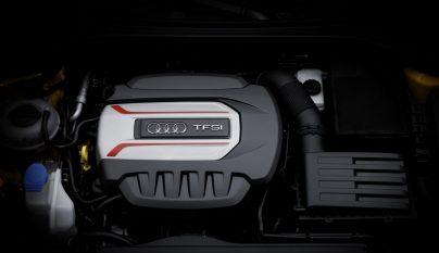 Audi S3 2016 motor