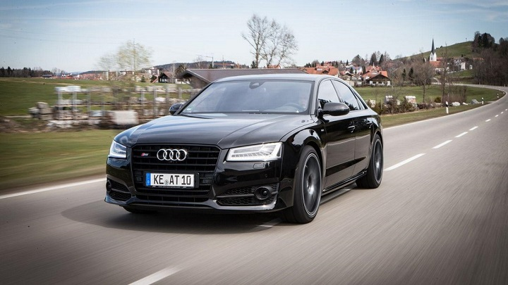 Audi S8 ABT 1