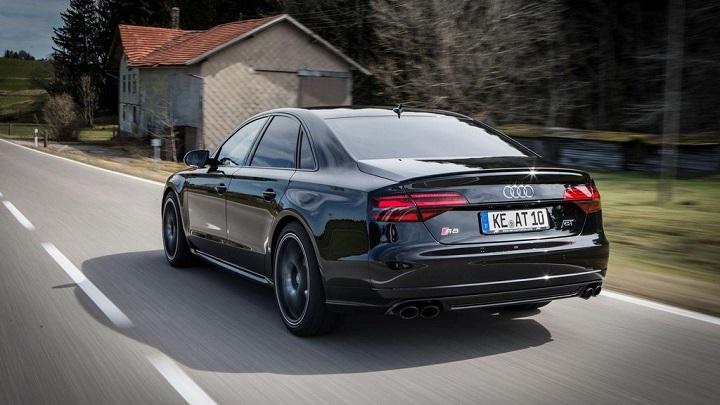 Audi S8 ABT 2