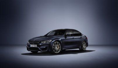 BMW M3 30 Jahre 1