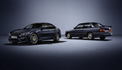 BMW M3 30 Jahre 4