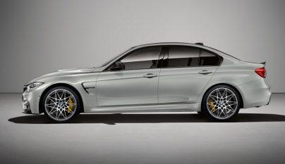 BMW M3 30 Jahre UK 2