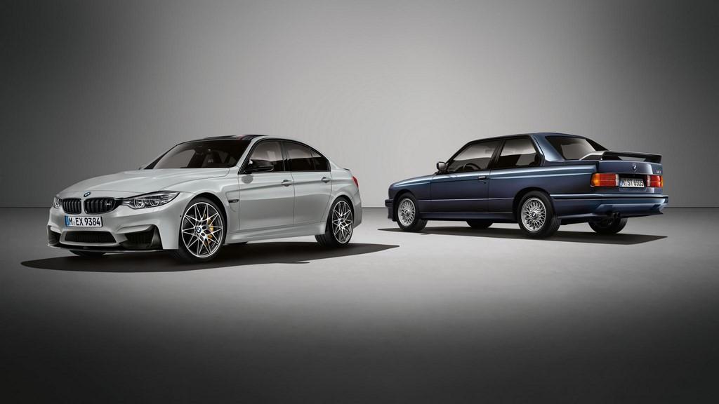BMW M3 30 Jahre UK 8