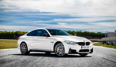 BMW M4 Competition Sport Edition lateral