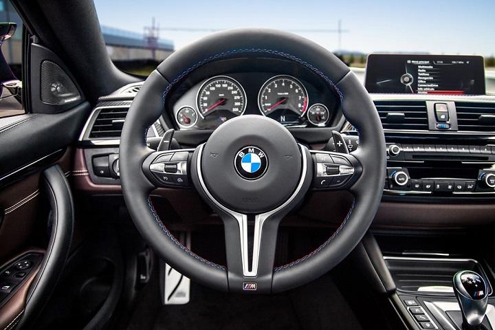 BMW M4 Competition Sport Edition volante