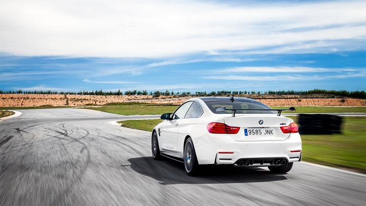 BMW M4 Competition Sport Edition zaga