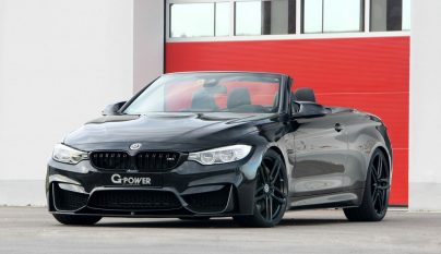 BMW M4 by G-Power 1