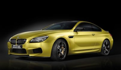 BMW M6 Celebration Edition 1