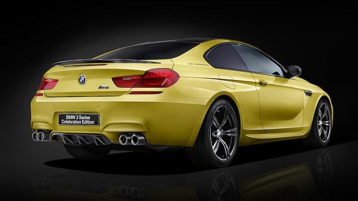BMW M6 Celebration Edition 2