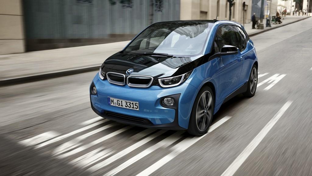 BMW i3 2016 2