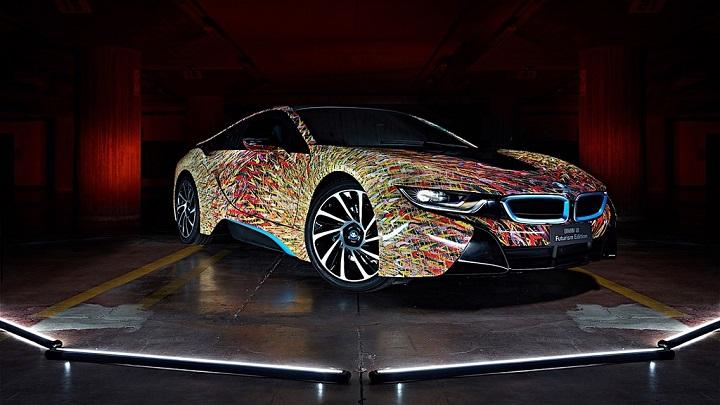 BMW i8 Futurism Edition 6