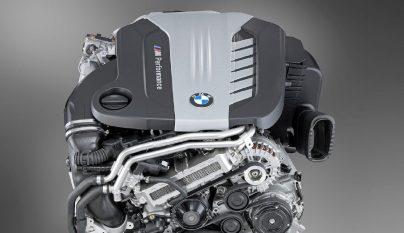 BMW motor diesel de cuatro turbos 1