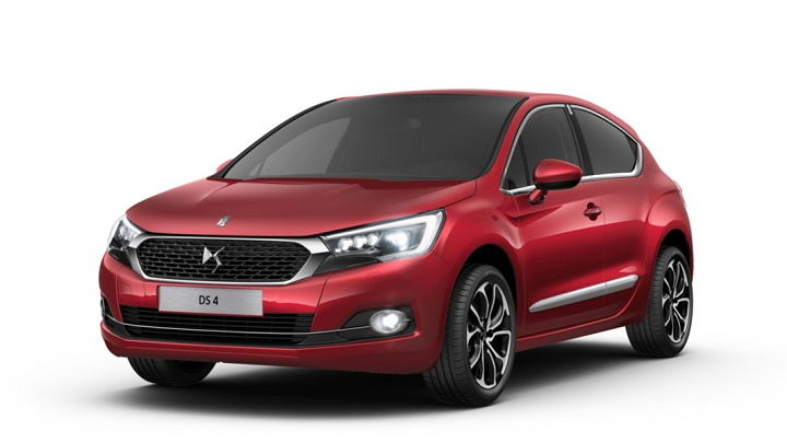 DS 4 Rojo Absolute Nacarado