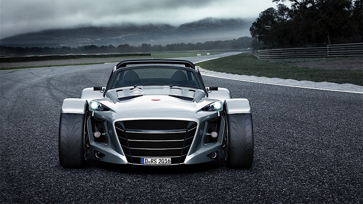Donkervoort D8 GTO-RS 1
