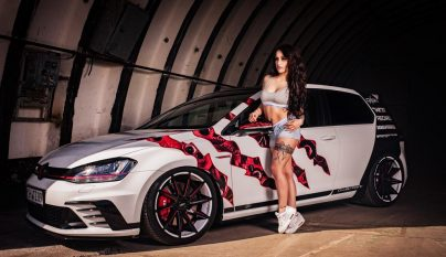 Golf GTI Clubsport Oxigin Wheels 3