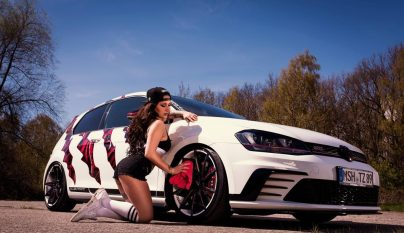 Golf GTI Clubsport Oxigin Wheels 6