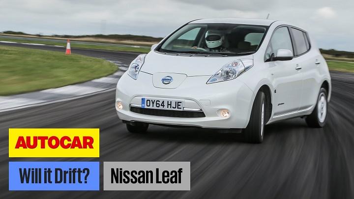 Nissan LEAF Autocar