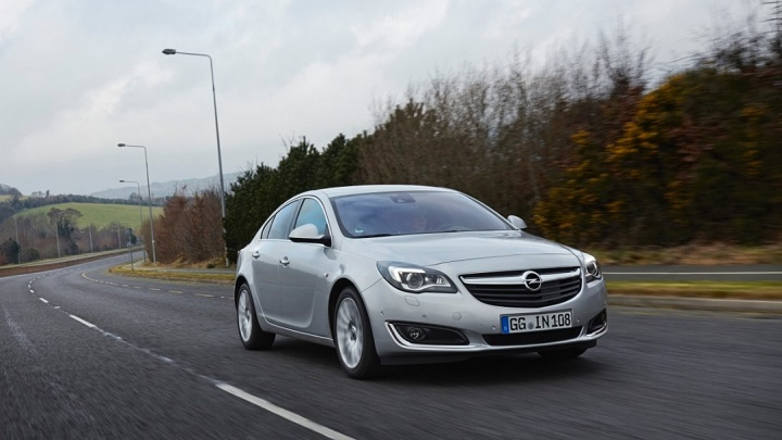 Opel Insignia Innovative Edition 1