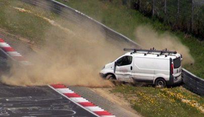 Opel Vivaro Nurburgring
