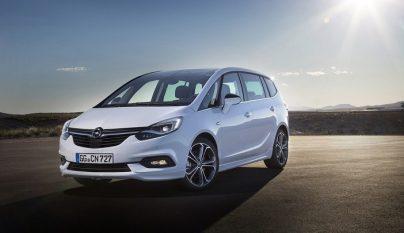 Opel Zafira 2017 4