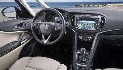 Opel Zafira 2017 5